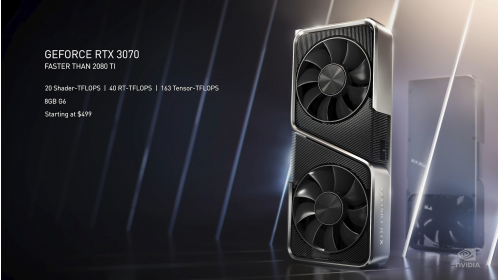 RTX 3070 | 3080 | 3090 LAUNCHED