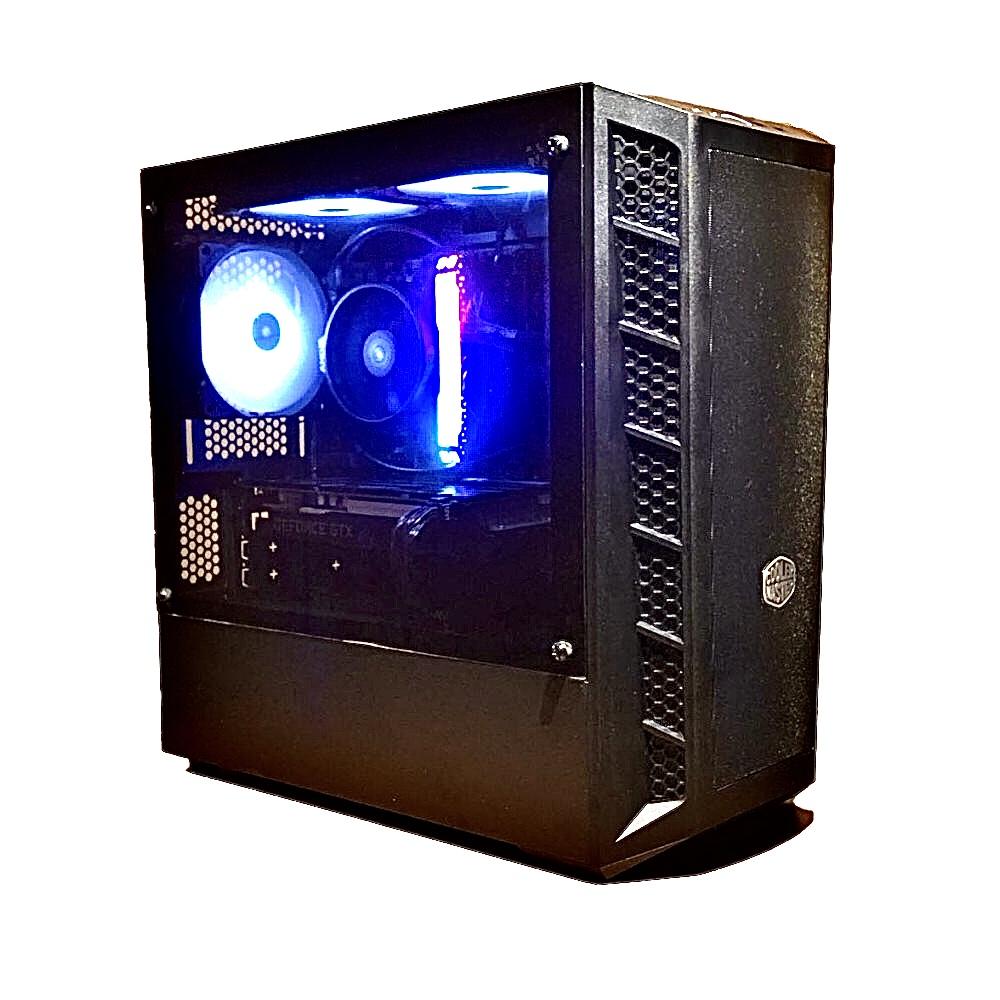 Intel 10100F | 1650S
