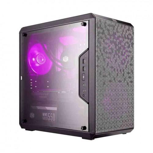 AMD 2600 | RX580