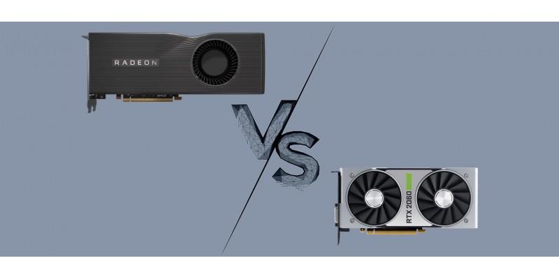 AMD RX 5700 XT vs. Nvidia RTX 2060S