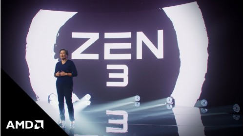 AMD NEW ZEN 3 SERIES