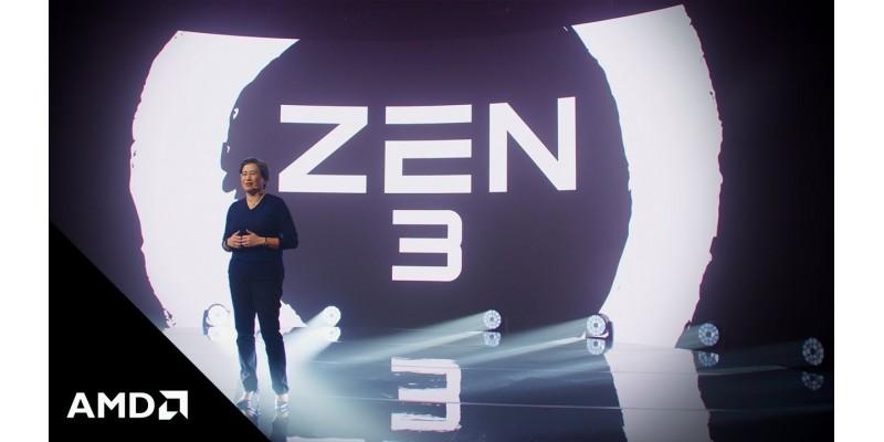 AMD NEW ZEN 3 SERIES